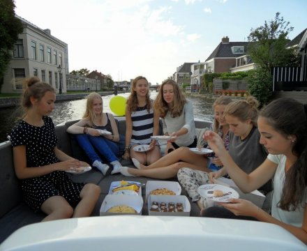 High tea workshop met varen