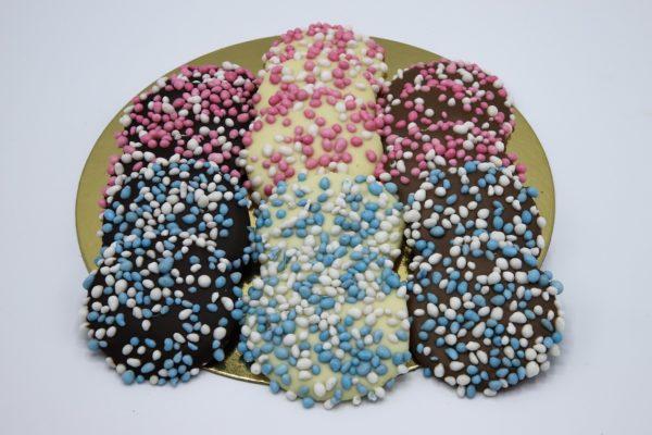 Geboorte chocolaatjes