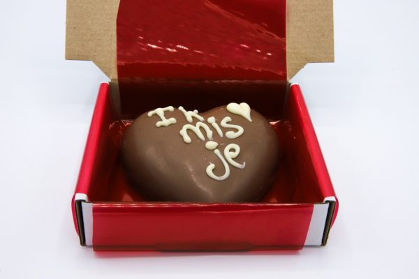 Chocolade met praline