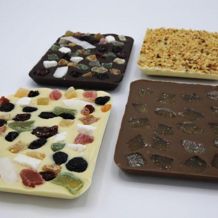 Chocolade tablet de luxe
