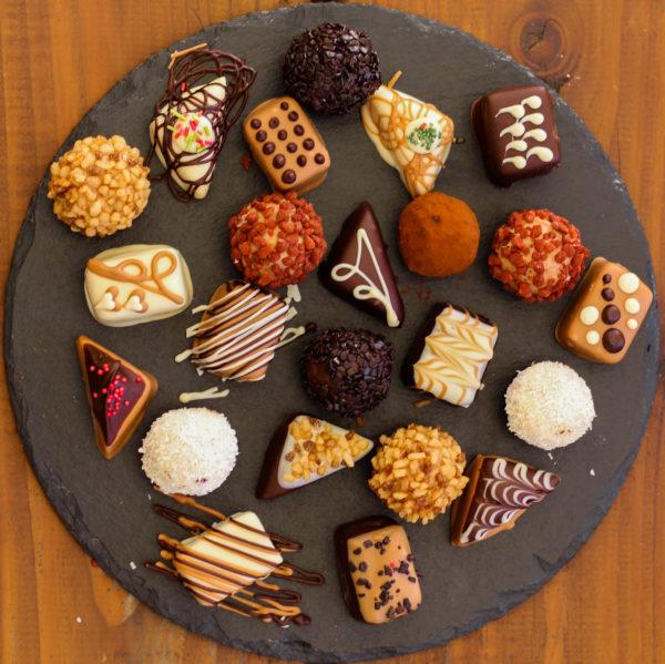 Truffels en praline bonbons workshop